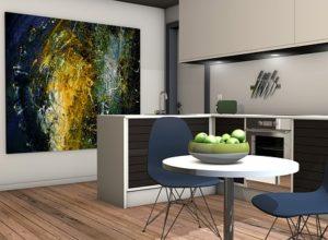 mieszkanie pokój dzienny